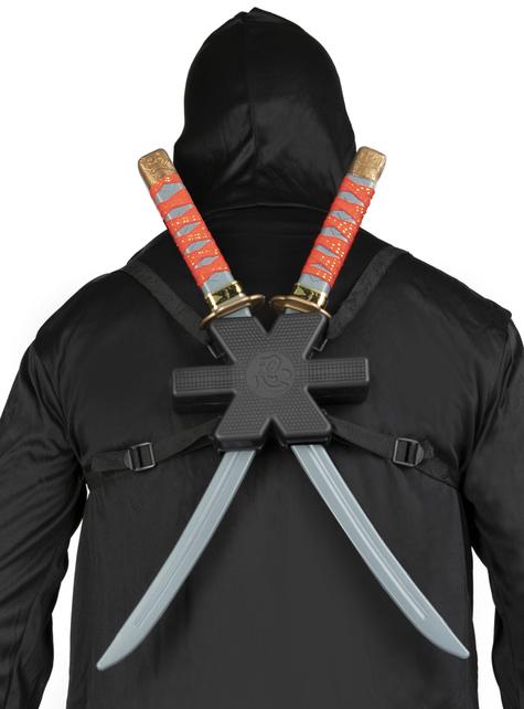 Set de espadas samurái