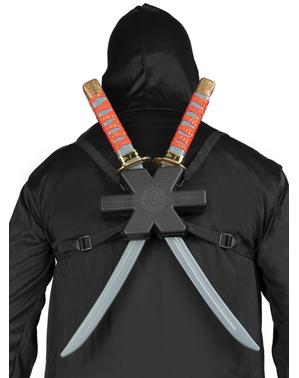 Conjunto de espadas samurai