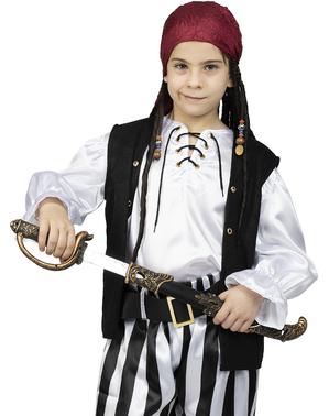 Piratenzwaard met schede