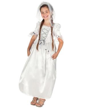 Disfraz de novia para niña