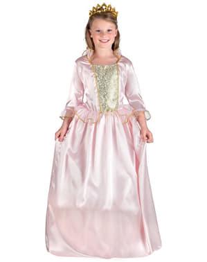 Strój księżniczka Rosaline dla dziewczynki