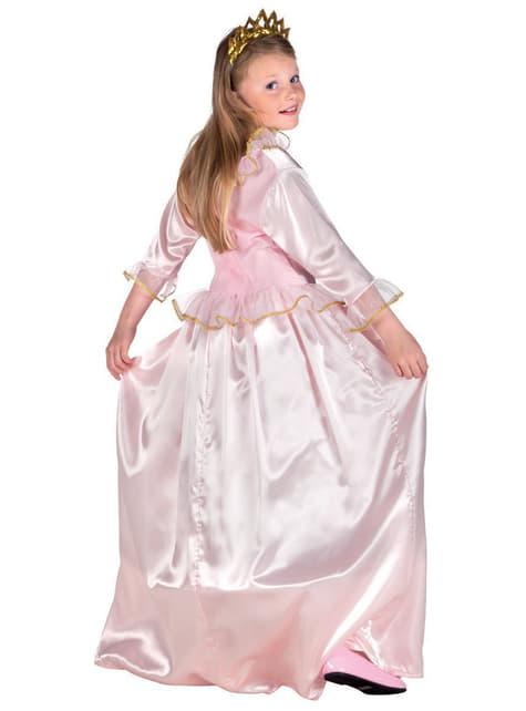 Fato de princesa Rosaline para menina