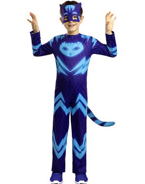 Costum Pisoi pentru băieți -  Eroii în pijama (PJ Masks)