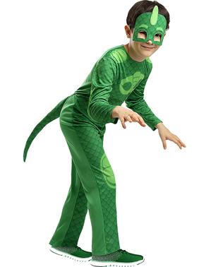 Costum Gekko pentru băieți - Eroii în pijama (PJ Masks)