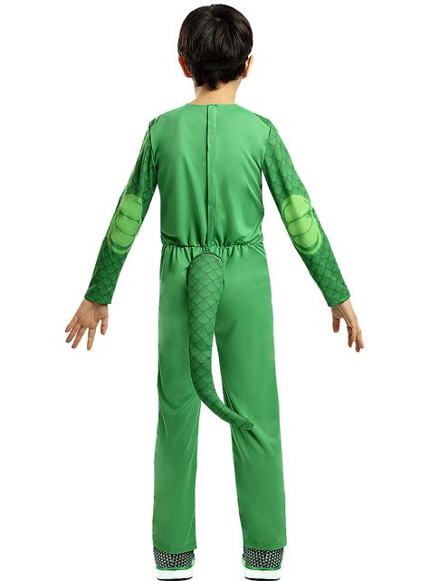 PJ Masks Gekko kostuum voor jongens