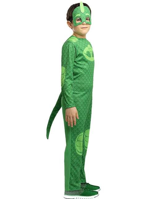 Gecko PJ Masks Kostüm für Kinder