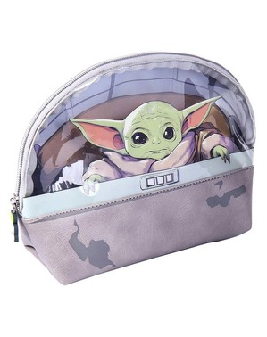 Baby Yoda The Mandalorian Toiletry Bag - Star Wars
