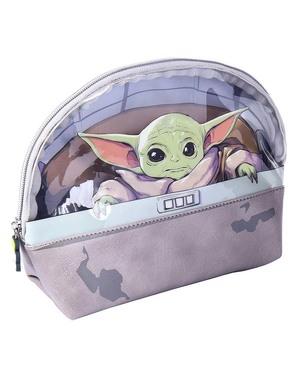 Toaletní taška Baby Yoda The Mandalorian - Star Wars