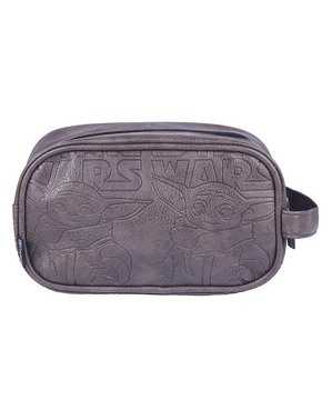 Baby Yoda The Mandalorian Travel Toiletry Bag - Star Wars