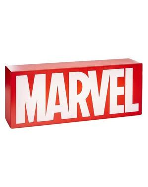 Lampă cu logo Marvel