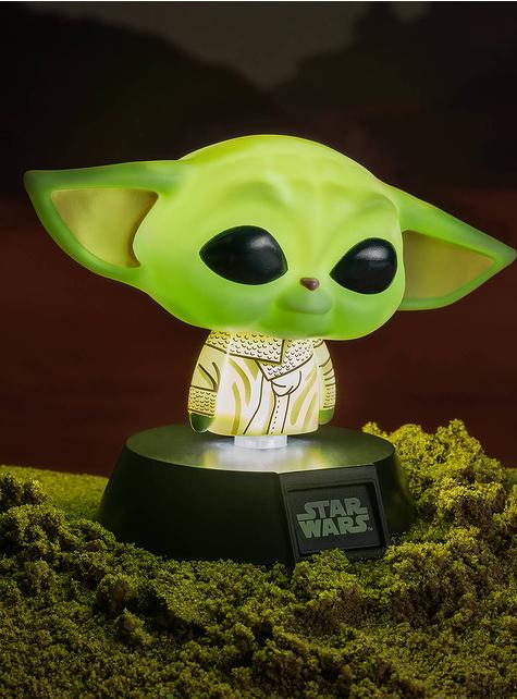 Lámpara Icons Baby Yoda The Mandalorian - Star Wars