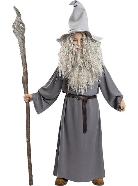 Gandalf kostuum voor jongens - The Lord of the Rings
