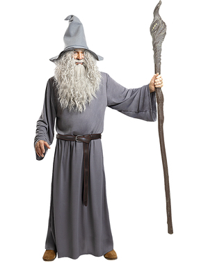 Hobbit: Smaugs ödemark Gandalf Stav
