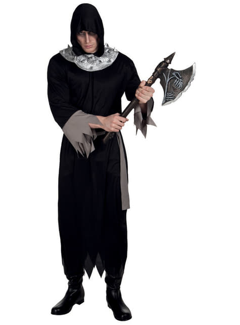 Hacha de asesino fantasmal - para tu disfraz