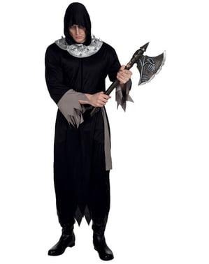 Spookachtige moordenaar bijl