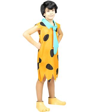 Strój Fred Flintstone dla chłopców - Flintstonowie