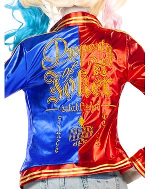 Harley Quinn Costume Kit Plus Size - Suicide Squad