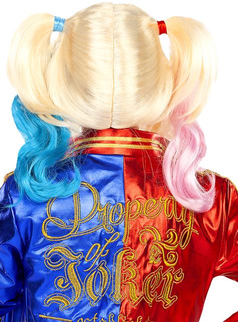 Disfraz de Harley Quinn - Escuadrón Suicida