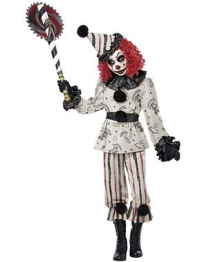 Costum de clovn pentru copii