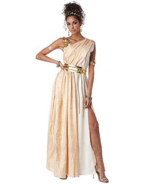Disfraz de romana elegante para mujer