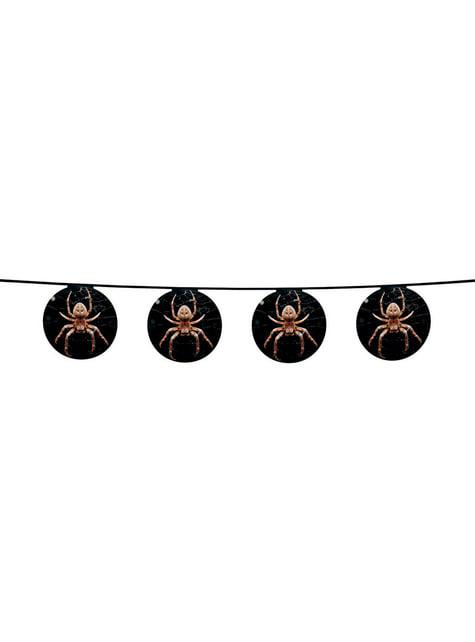 Guirnalda de araña monstruosa