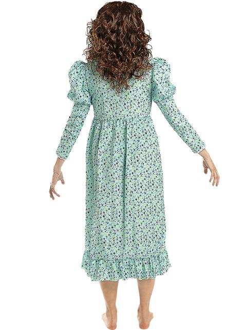 Disfraz de la niña El Exorcista talla grande para mujer