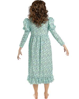 Meisje uit The Exorcist-kostuum voor vrouwen grote maat