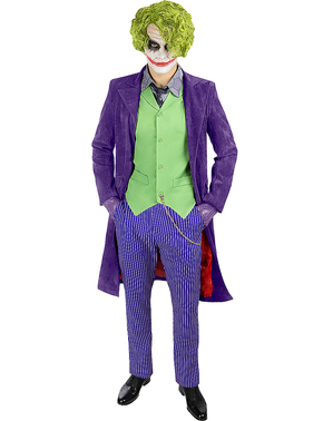Joker The Dark Knight Kostüm - Diamond Edition