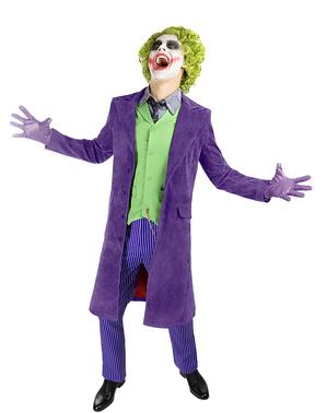 The Dark Knight Joker Costume - Diamond Edition