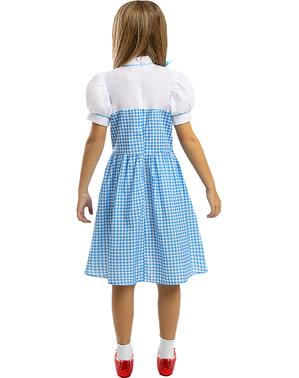 Strój Dorotka dla dziewczynek - Czarnoksiężnik z Krainy Oz