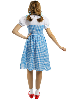 תלבושות דורותי למידות גדולות - הקוסם מארץ עוץ