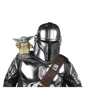 Boneco Baby Yoda para o ombro - Star Wars
