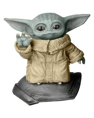 Docka Baby Yoda till axeln - Star Wars