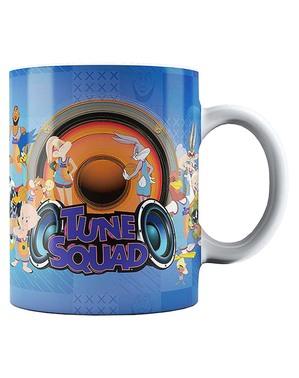 Taza Tune Squad Space Jam - Looney Tunes