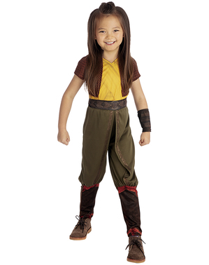 Disfraz Raya para niña - Raya y el último dragón