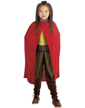 Deluxe Raya-kostuum voor meisjes - Raya andn The Last Dragon