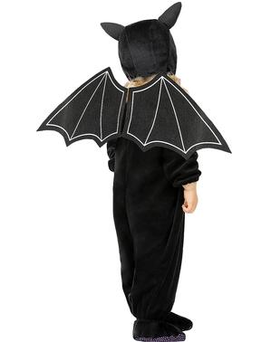 Fato de morcego para bebé