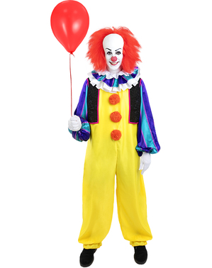 Parrucca Pennywise - IT