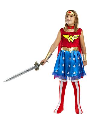 Sabia Wonder Woman - Wonder Woman