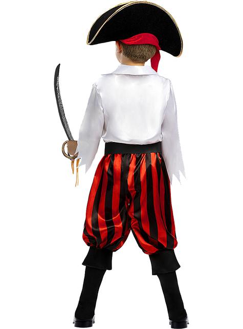 Disfraz de pirata para niño - Colección bucanero