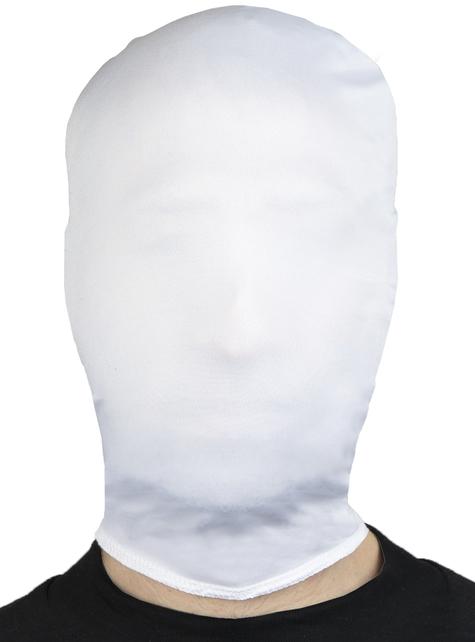 Máscara Slenderman blanca