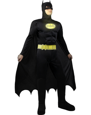 Costum Batman TDK Lights On! - Cavalerul intunecat