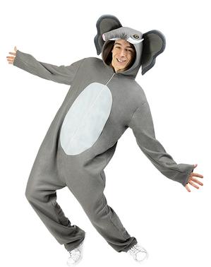 Elefanten Kostüm für Erwachsene
