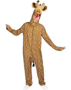 Déguisement girafe adulte