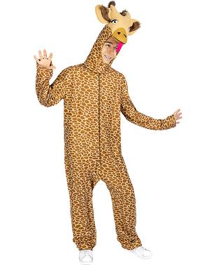 Kostým žirafa pro dospělé