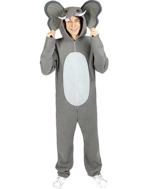 Kostým slon pro dospělé