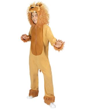 Løve Kostyme til Voksne