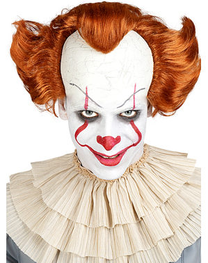 Pennywise pruik - It Chapter Two