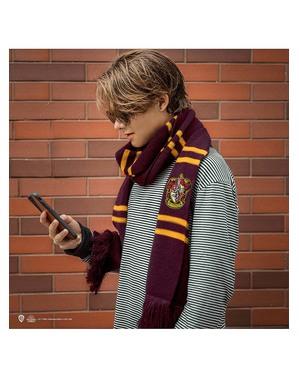 Harry Potter Delux Gryffindor tørklæde