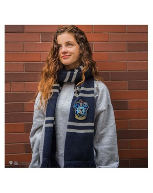 Deluxe Ravenclaw Scarf- Harry Potter